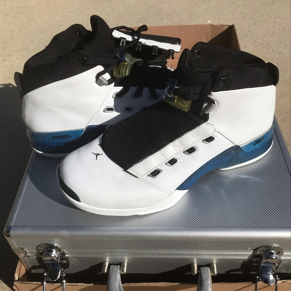 c78be5f01bf Jordan Shoes | Og Air 17 Xvii Never Worn Mens Size 9 | Poshmark